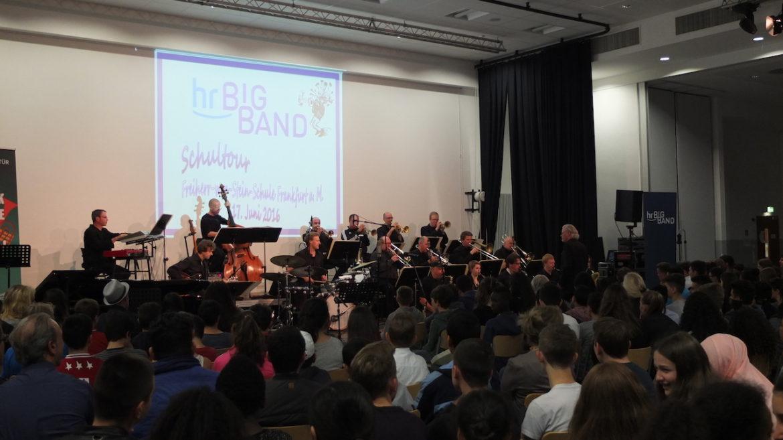hr Bigband Schultour 2016 - FvSS - 2